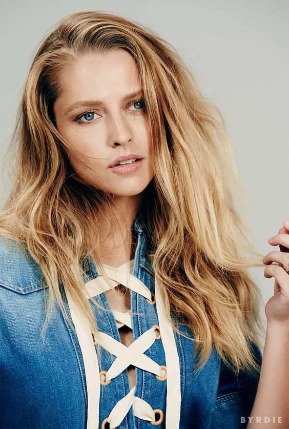 Teresa Palmer.. She has that strength to play Nesta as well