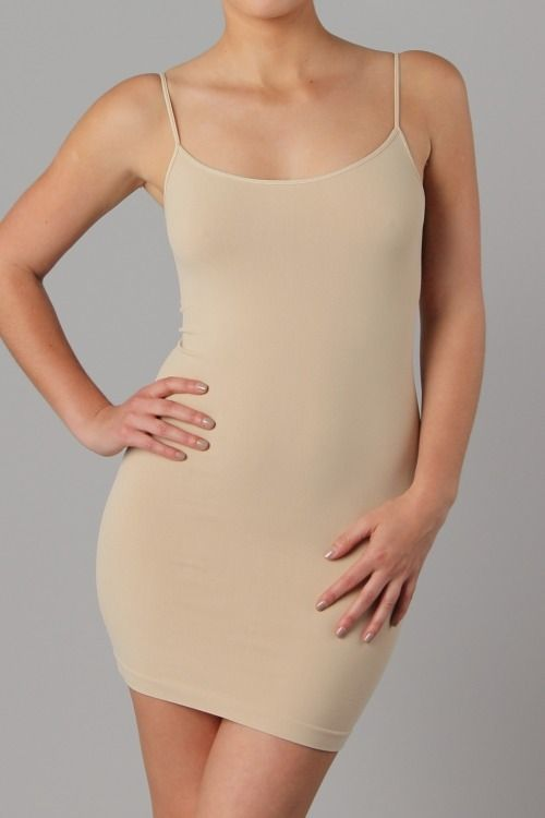 Under Dress Slimmer Cami Slip Dress Dresses Bird Dress