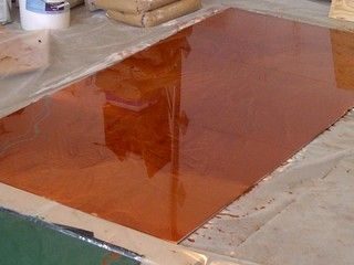 Epoxy most expensive and home gyms on pinterest for Most expensive floor