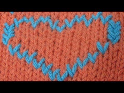 Colorwork: The Duplicate Stitch