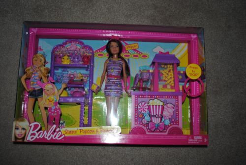 Skipper Doll Barbie Sisters Popcorn Souvenirs Amusement Park | love love love this