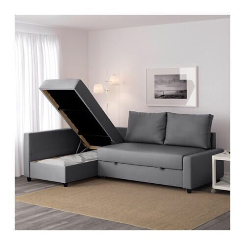 House Renovation Ikea Friheten Sectional Couch With Pull Out Sleeper Orig 599 Sofa Bed With Storage Corner Sofa Bed With Storage Sofa Bed With Chaise