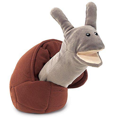Folkmanis Puppets 2028 - Schnecke: Amazon.de: Spielzeug