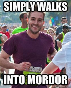 extremely photogenic guy has become my current favorite meme. and this one is the best yet.