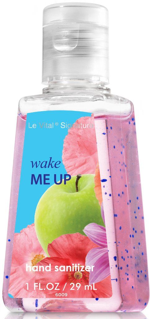 Wholesale Hand Sanitizer 1 Oz Wake Me Up Case Of 96 With