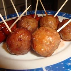 Cocktail Meatballs I Allrecipes.com