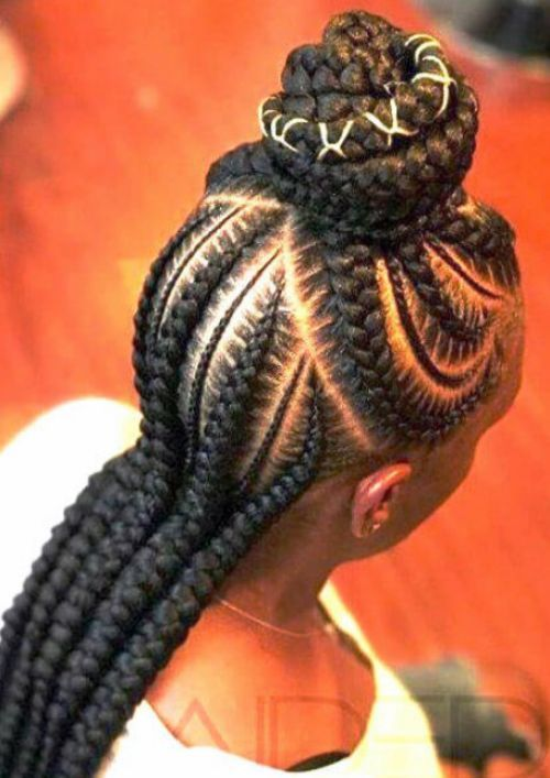 50 Incredible Natural Hairstyles For Black Women Curly Craze Cornrow Hairstyles African Braids Hairstyles Natural Hair Styles