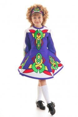 In the world of Irish Dancing there are many, many different types of dresses! Although you might not believe it, nearly all are based upon the...