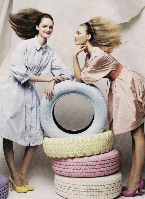 Repagine o guarda-roupa: tom pastel é tendência! Louis Vuitton inspired color...  #corpastel #moda #tendência