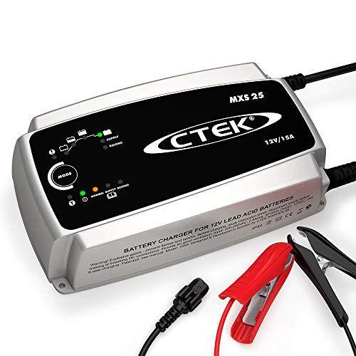 Ctek Mxs 5 0 Review An Advanced Battery Charger Maintainer Best Battery Charger Battery Charger Charger
