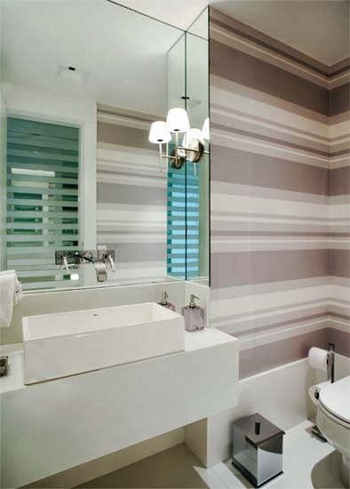 Lavabos Decorados u2013 veja dicas e mais de 50 modelos maravilhosos - lavabos pequeos