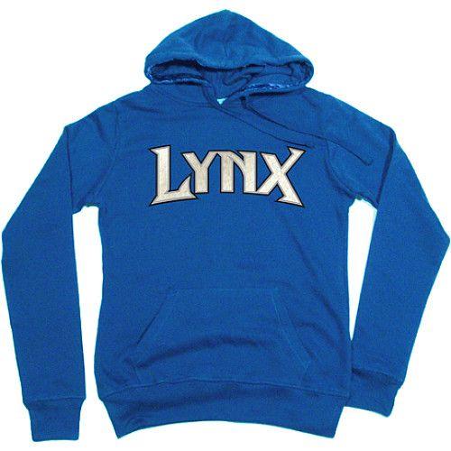Jones & Mitchell Minnesota Lynx Heartbreaker Hood with Sherpa Logo $59.99