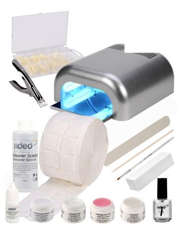 What light do you need for gel nails