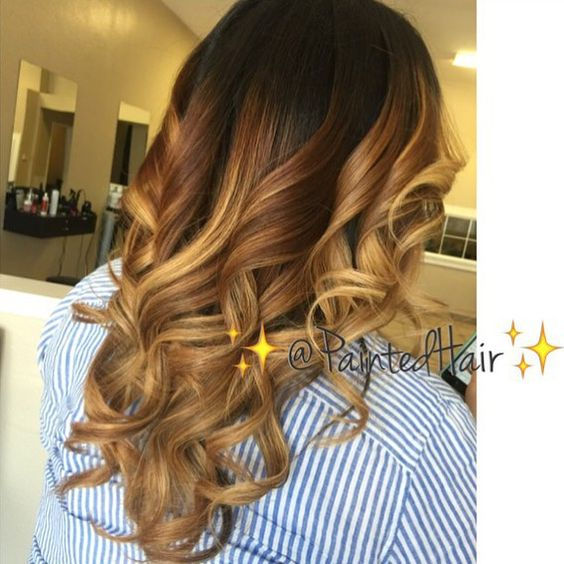 @jaimeecakes had a first session Painted Hair with me☺️. Can't wait to see you for round 2❤️. Appointment information text  916-228-0452  To be placed on my class list please email me your name and info  Paintedhair1@gmail.com