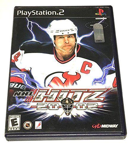 NHL Hitz 2002 for Sony PlayStation 2