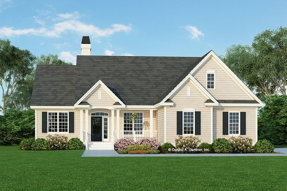 Ranch Style House Plan 3 Beds 2 Baths 1590 Sq Ft Plan 929 478 Craftsman House Plans Craftsman Style House Plans Ranch Style Homes