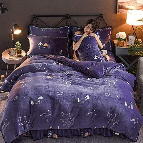 Whoipprmorella Luxury Euro Jacquard Classic Flower Duvet Cover Set European Style Bedding Set Comforter Quilt Cover Sets Pillowc Quilt Comforter Comforters Bed