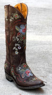 Womens Old Gringo Bonnie Pipin Boots Vesuvio #L696-4