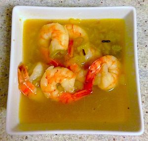 Shrimp and Wild Rice Soup
