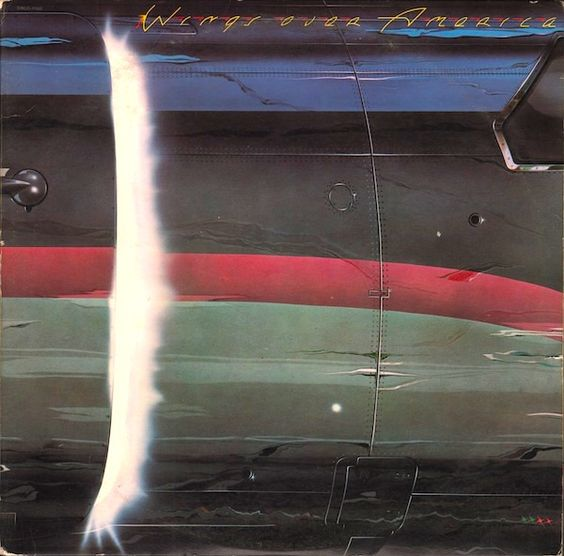 """60s70sand80s: """"Wings - Wings Over America (Capitol, 1976) """""""