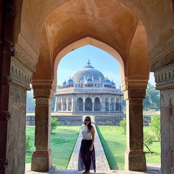 Frame Repost Haley J Smith Today Was Our Last Day In Delhi And