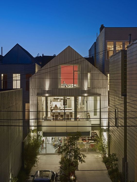 Janus Residence by Kennerly Architecture & Planning