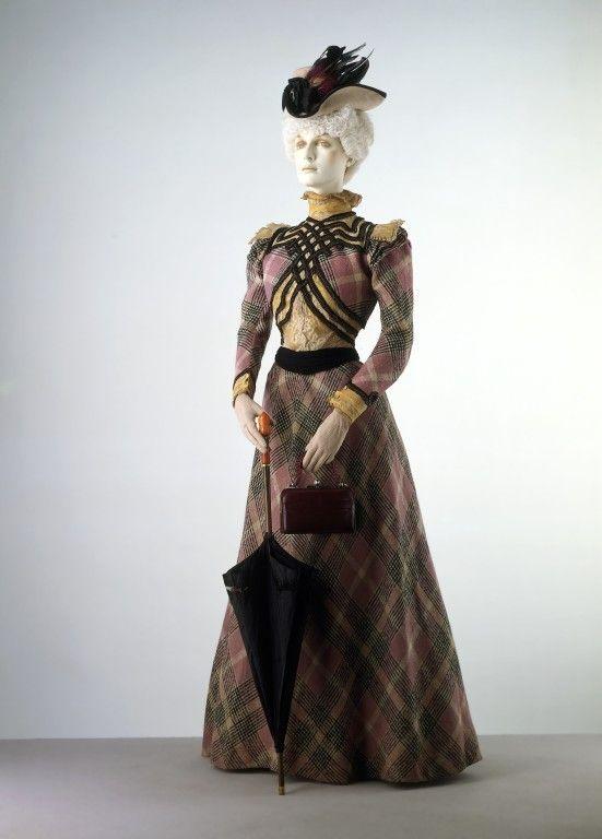 Day Dress 1897 The Victoria & Albert Museum