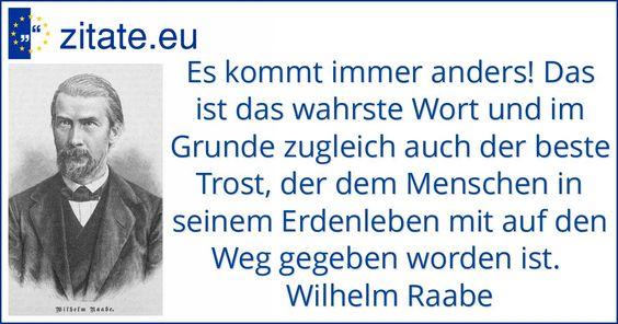 Zitat von Wilhelm Raabe
