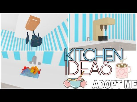 7 Kitchen Ideas Adopt Me Building Hacks Youtube In 2020 Christmas Room Decor Diy Adoption My Home Design