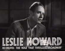 Leslie Howard - Wikipedia