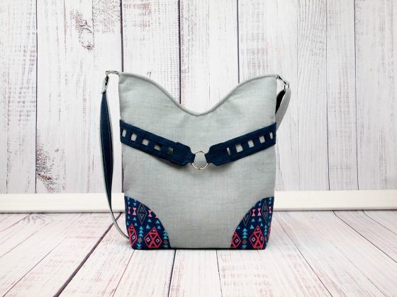 Selena Bag Digital Sewing Pattern by Little Sallie Tomato | Sewing ...