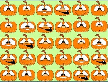 """Multi-Step, Compound, and Absolute Value Inequalities- """"Pumpkin Smash"""" Bingo Game!"""