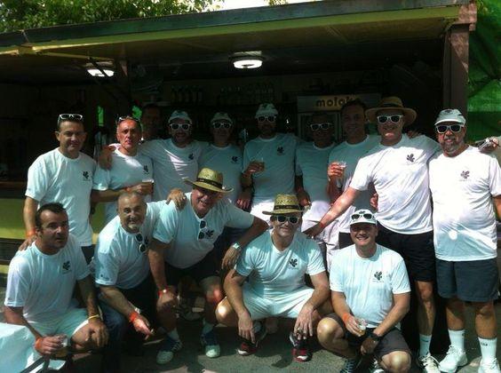 La Figuera Team, en las 12 horas del club de Tenis Castellón