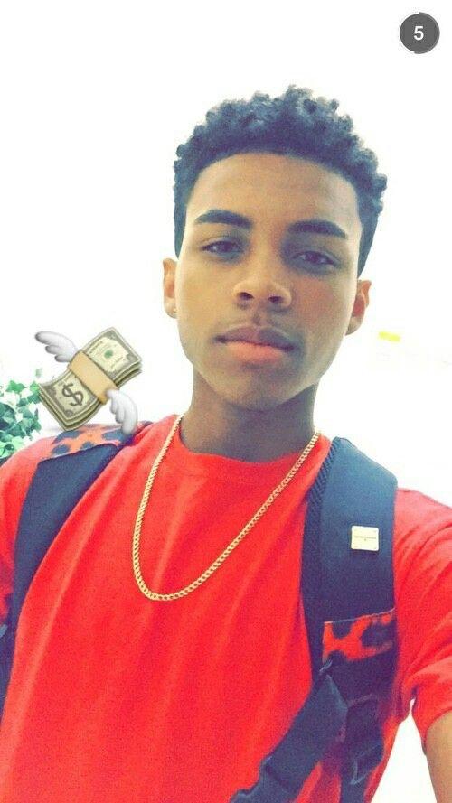 Cute black boys snapchat