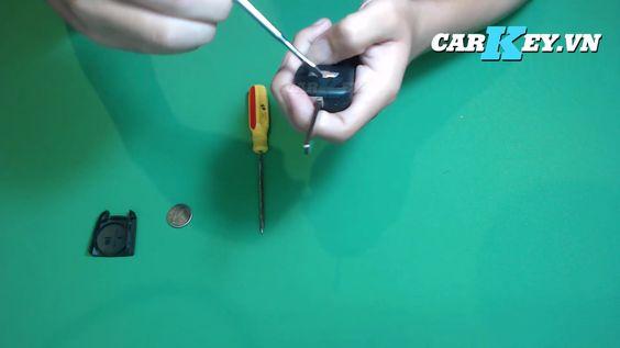 Chìa khóa ô tô Cruze