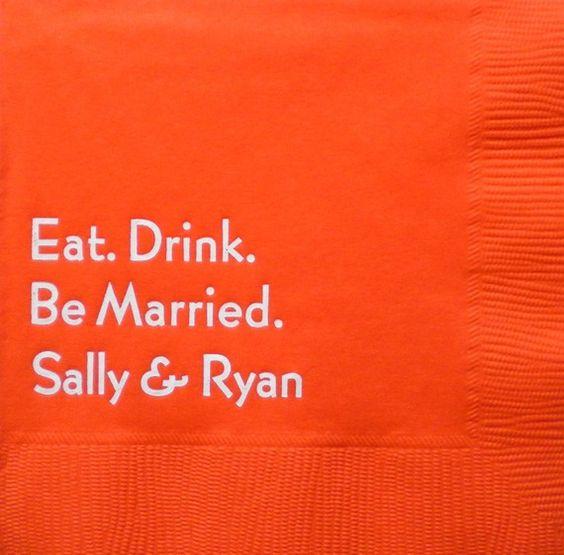 etsy cocktail napkin