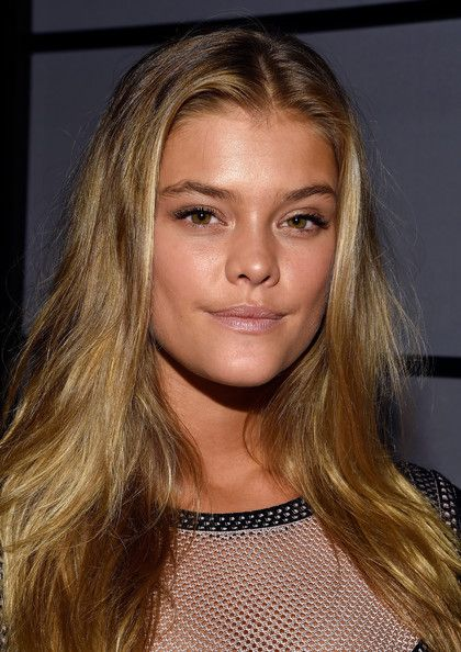 Nina Agdal Pictures - Herve Leger By Max Azria - Front Row - Mercedes-Benz Fashion Week Spring 2015 - Zimbio