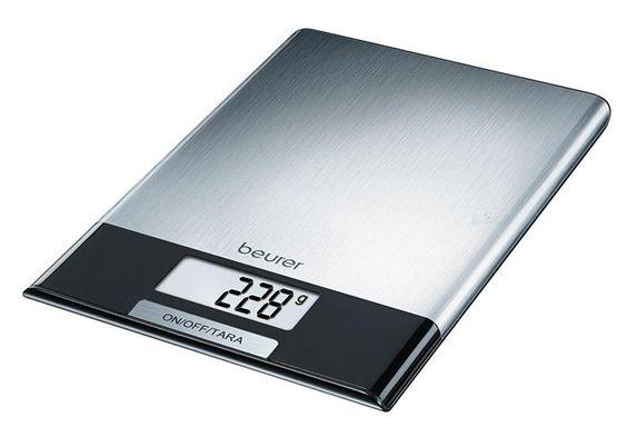 Marca: Beurer Modelo: KS58   Pantalla LCD de gran tamaño 5 kg de…