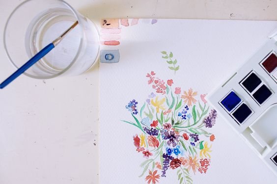 types of watercolor paper There are many characteristics of watercolor paper to consider when you're shopping for paper for your watercolor painting two important characteristics are weight.