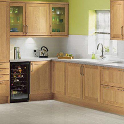 Kitchen-compare.com - Compare Retailers - Solid Oak Frame ...