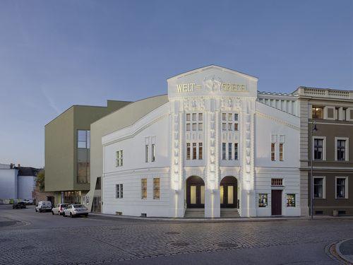 FILMTHEATER WELTSPIEGEL COTTBUS Innenarchitektur Stuttgart - Filmtheater, Kino, Film, Weltspiegel Cottbus, Sanierung, Öffentliche Bauten, Historie,Kino,Cinema,