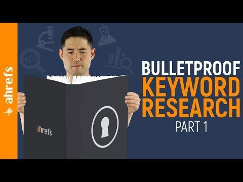 How To Do Keyword Research Go Beyond Search Volume Youtube With Images Research Keywords Youtube