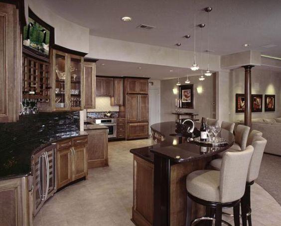 Basement Remodel Kansas City Delectable Inspiration