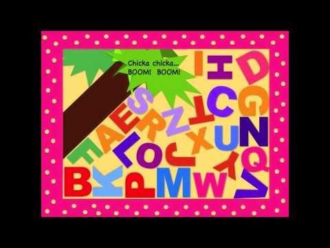 Preschool alphabet, Videos and Boom boom on Pinterest - photo#28