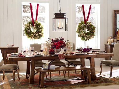 Pottery Barn Dining Table Decor: Pinterest • The World's Catalog Of Ideas