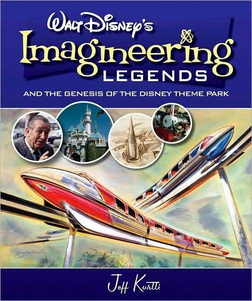 Between Books - Walt Disney's Imagineering Legends and the Genesis of the Disney Theme Park