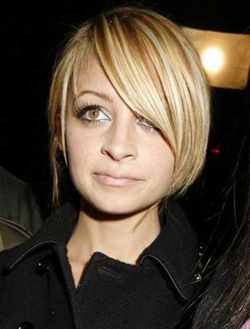 Nicole Ritchie Short Blonde Bob Nicole Richie Hair Nicole Richie Hair Color Latest Bob Hairstyles
