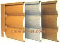Log Cabin Vinyl Siding,  Log Look Vinyl Siding, Vinyl Log Siding
