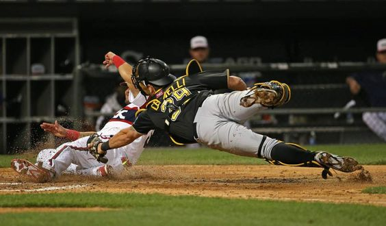 June 17, 2015 — Pirates 3, White Sox 2 (Photo: Getty Images)