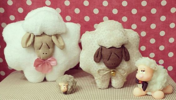 Ovelhas By anefazendoarte.